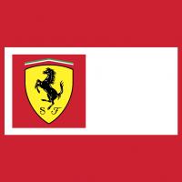 Ferrari Team vector