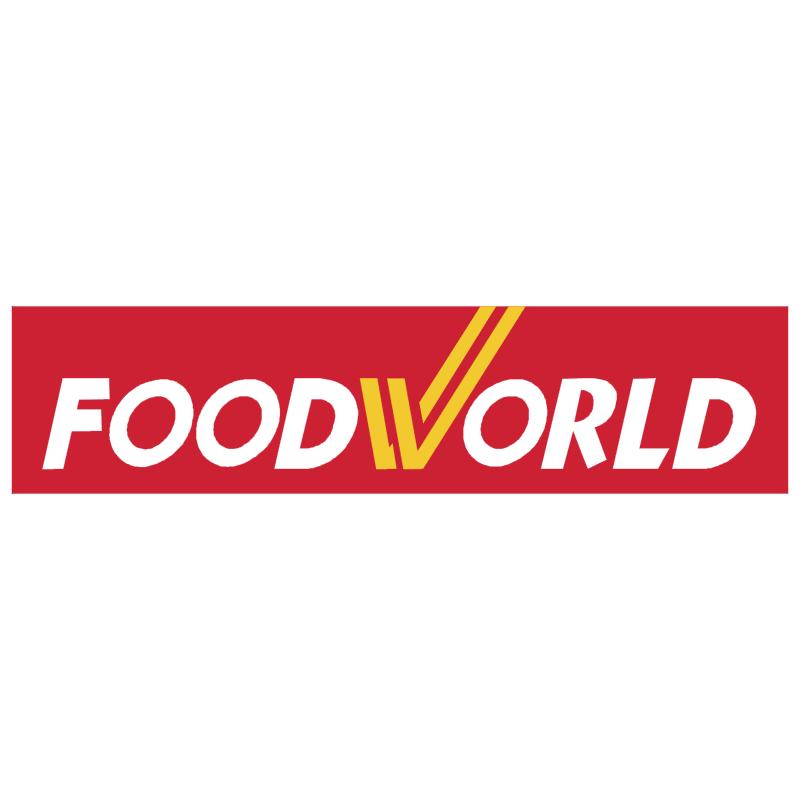 Foodworld vector