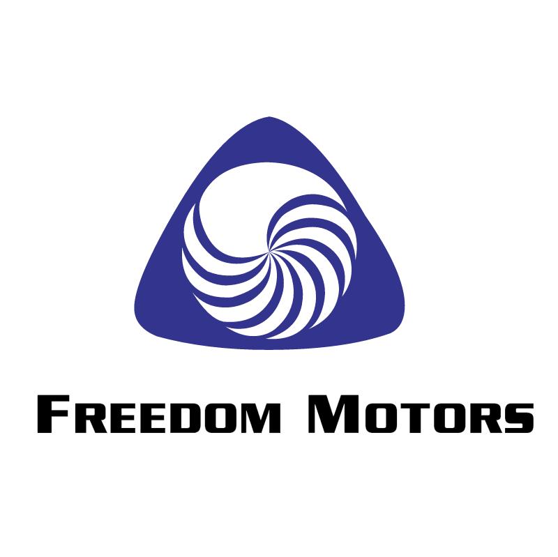 Freedom Motors vector logo