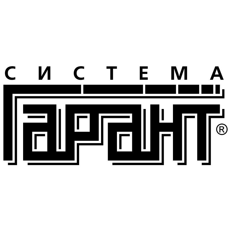 Garant vector logo