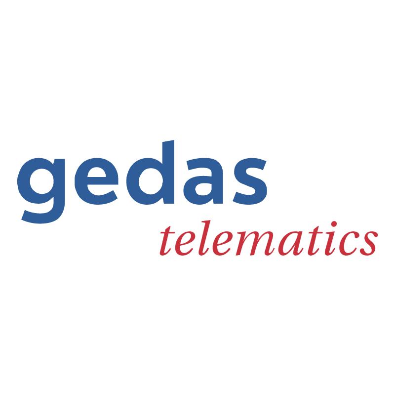 Gedas Telematics vector