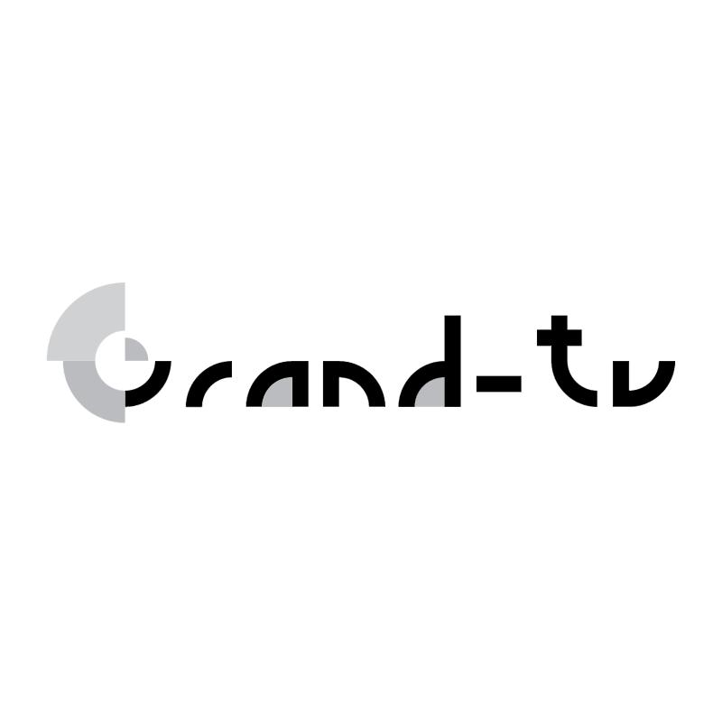 Grand TV vector
