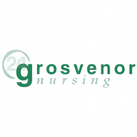 Grosvenor Nursing vector