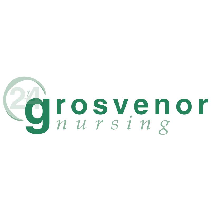 Grosvenor Nursing vector logo