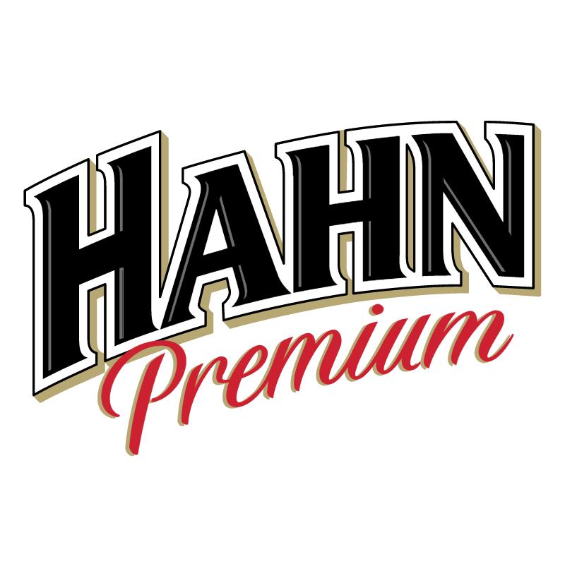 Hahn Premium vector