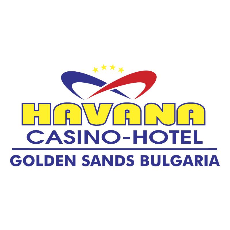 Havana Casino Hotel vector