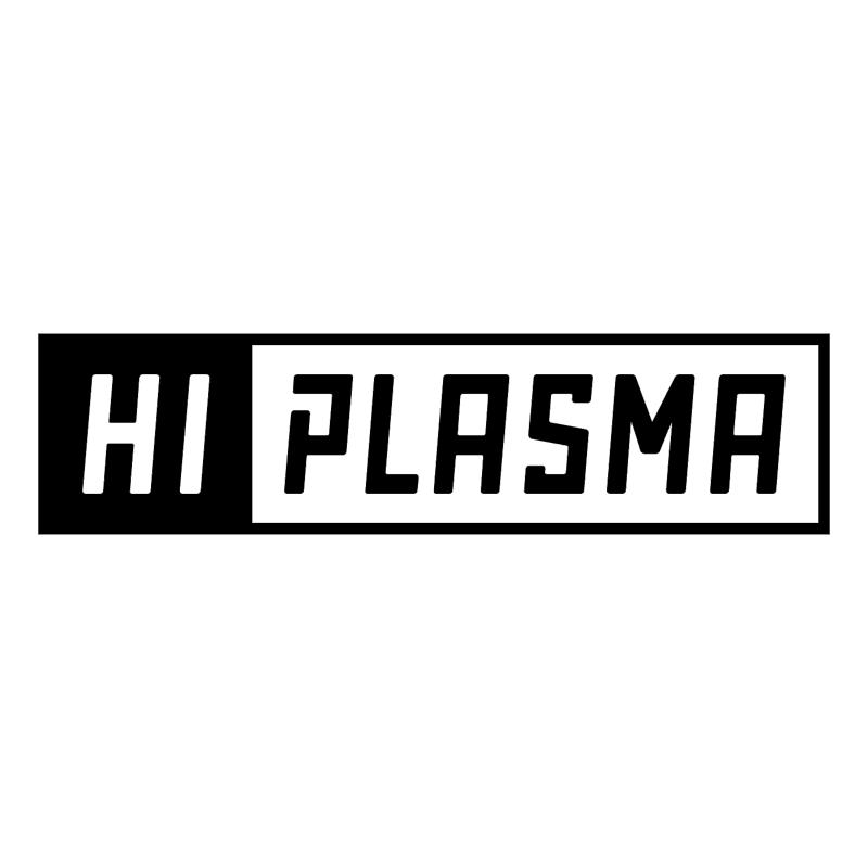 Hi Plasma vector