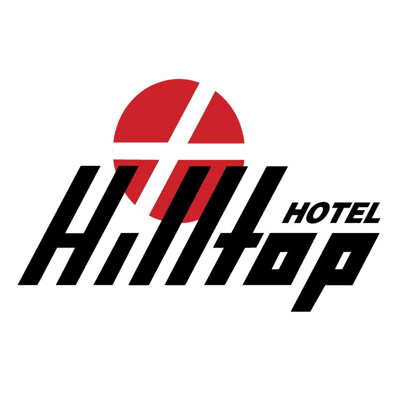 Hilltop Hotel vector