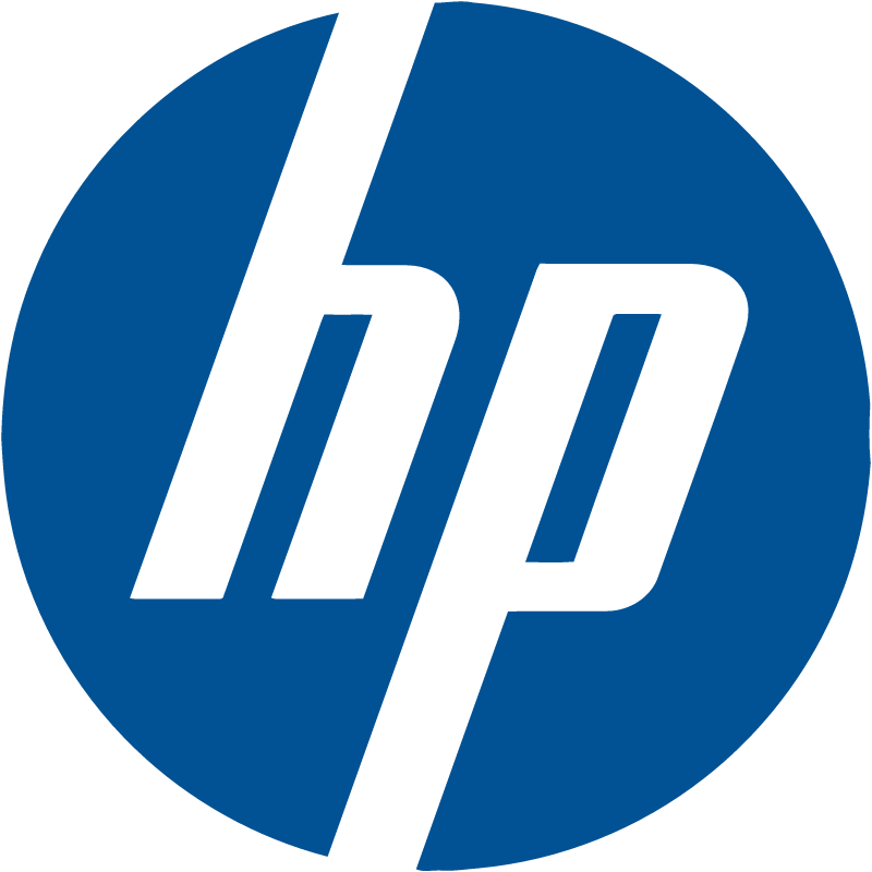 HP Hewlett Packard vector