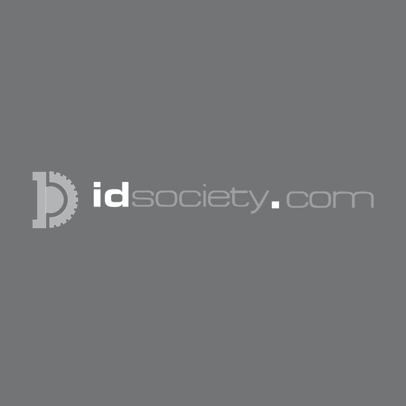 ID Society com vector