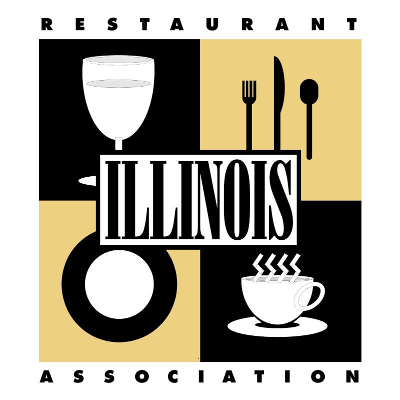 Illinois Restaurant Association vector