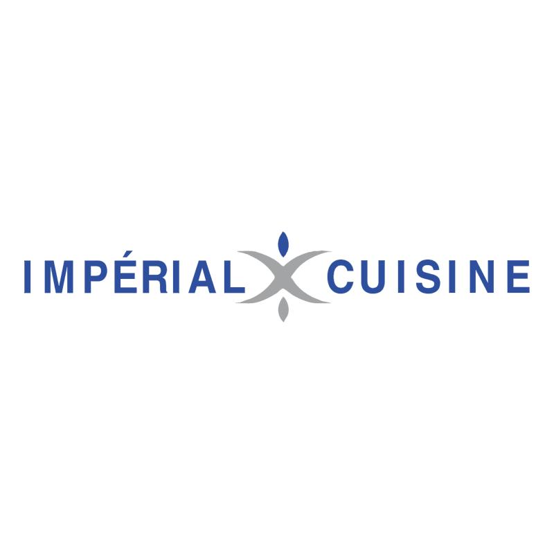 Imperial Cuisine vector