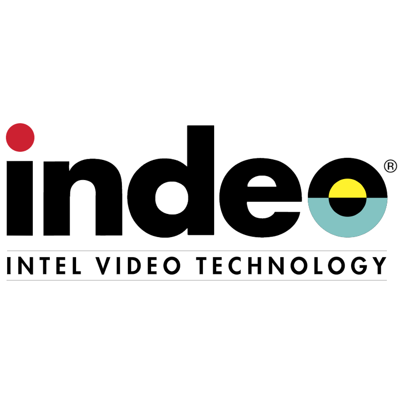 Indeo vector logo
