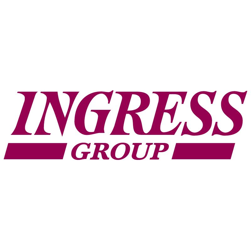 Ingress Group vector