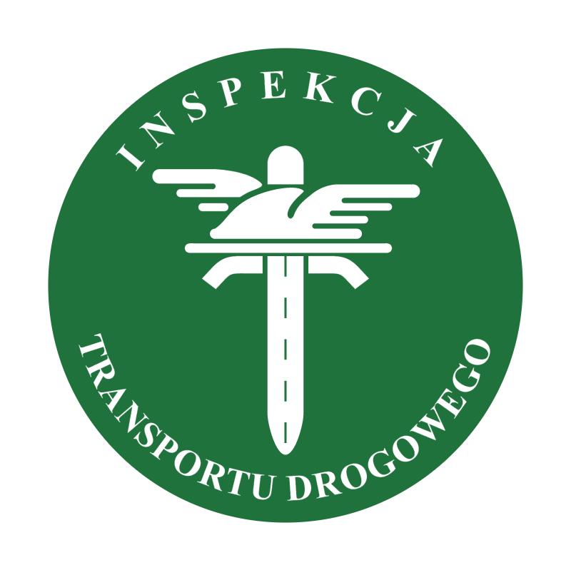 Inspekcja Transportu Drogowego vector logo