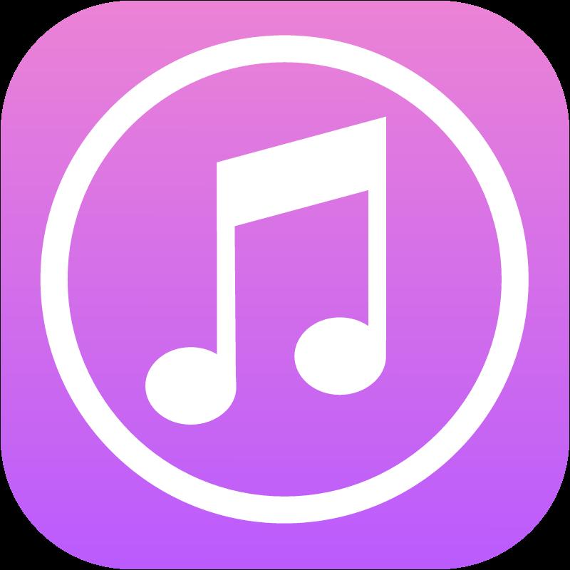 iTunes vector