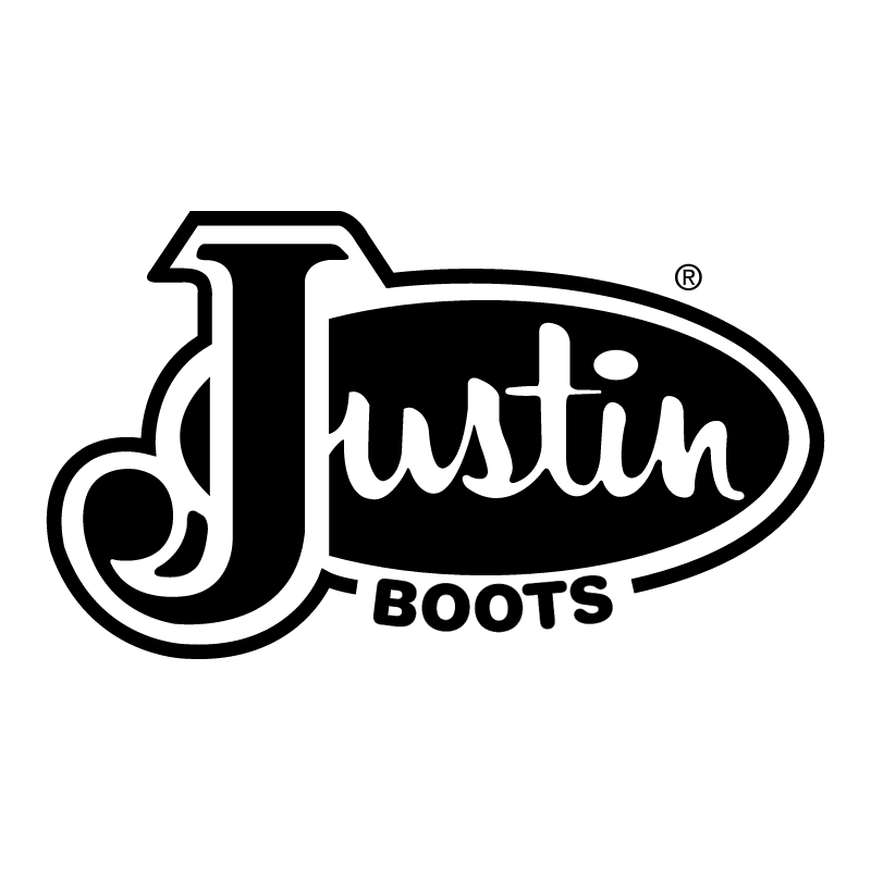 Justin Boots vector