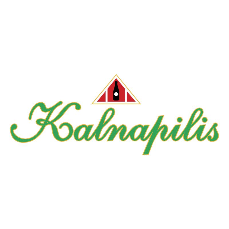 Kalnapilis vector logo