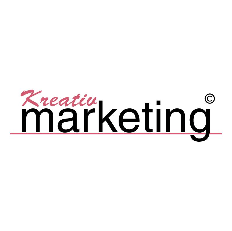 Kreativ Marketing vector