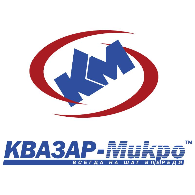 Kvazar Micro vector