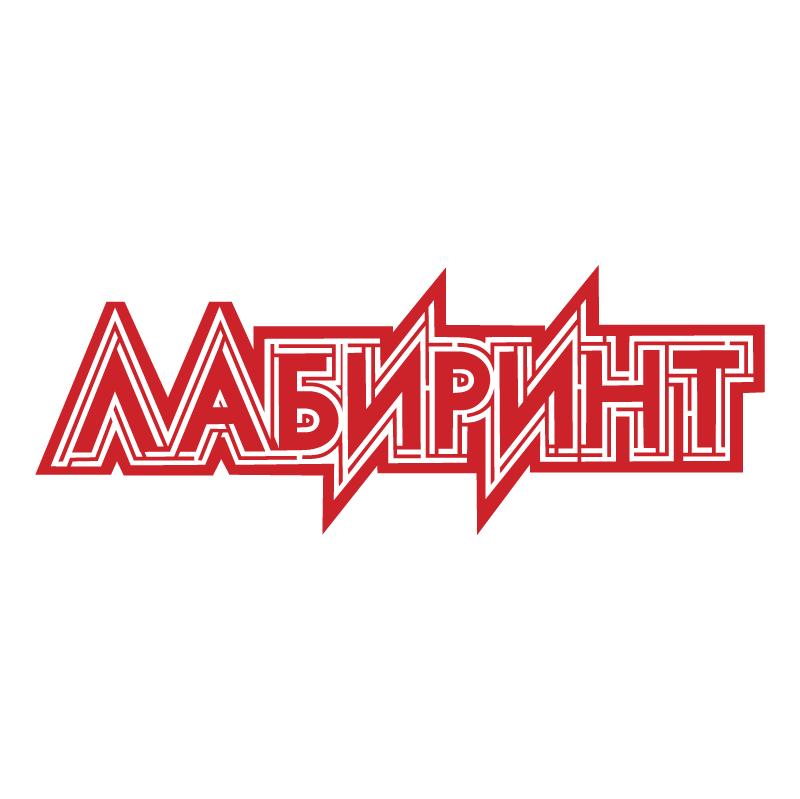 Labyrynth vector logo