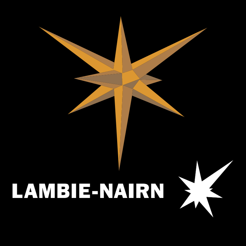 Lambie Nairn vector logo
