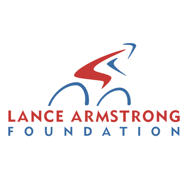 Lance Armstrong Foundation vector