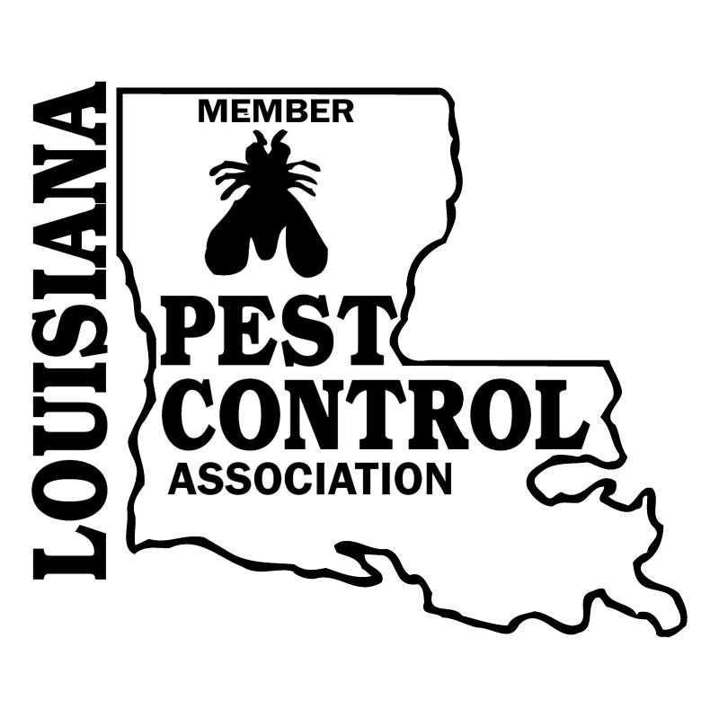 Louisiana Pest Control Association vector logo