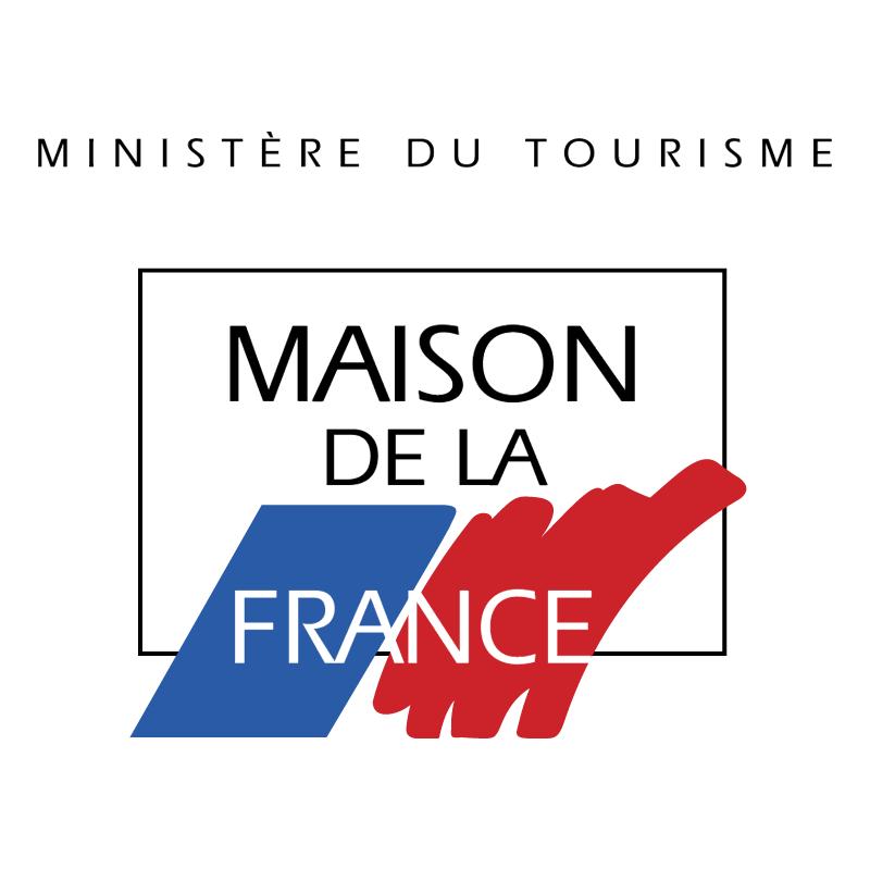 Maison De La France vector