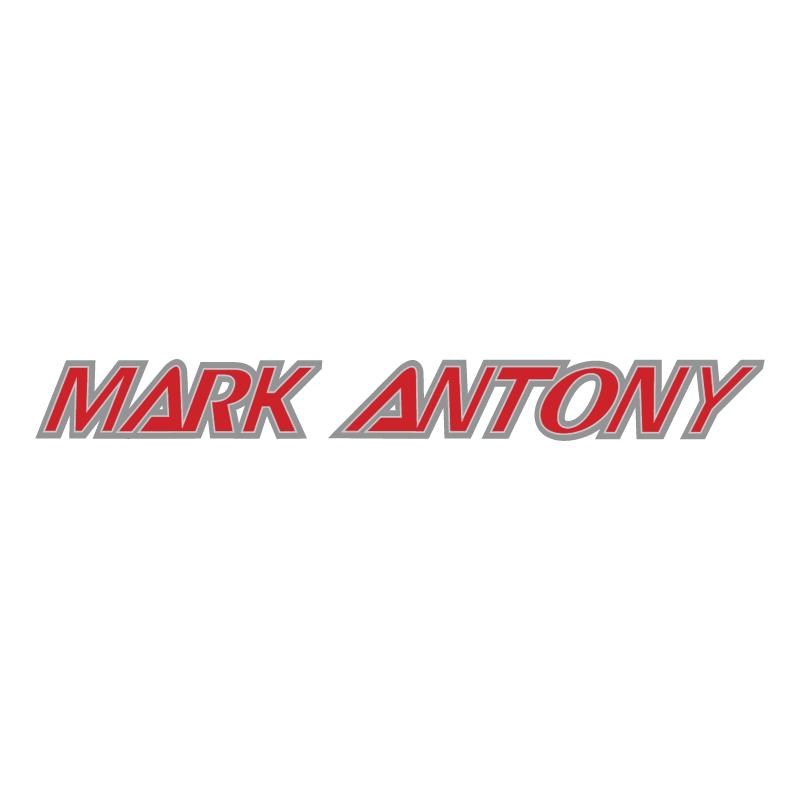 Mark Antony vector logo