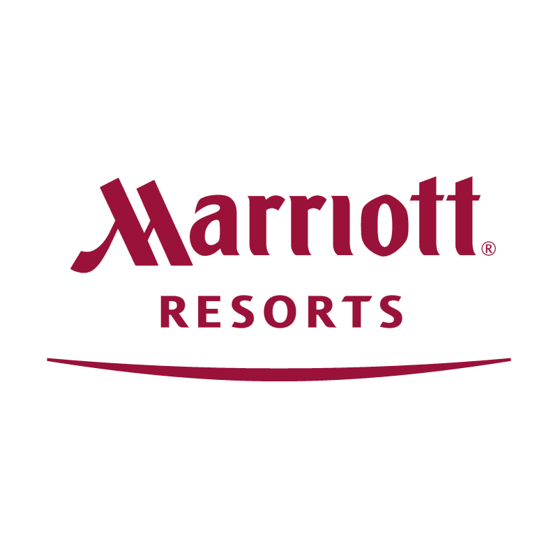 Marriott Resorts vector