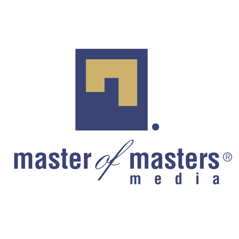 master of masters media vector