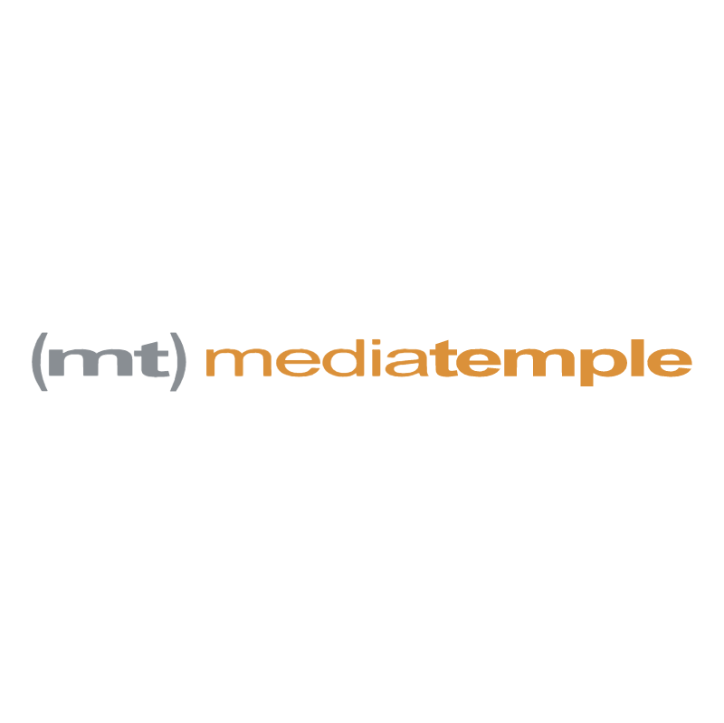 Mediatemple vector logo