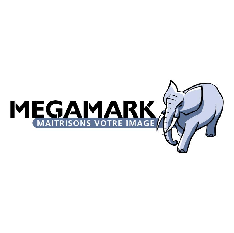 Megamark vector logo