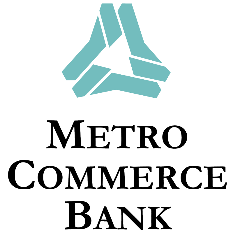 Metro Commerce Bank vector
