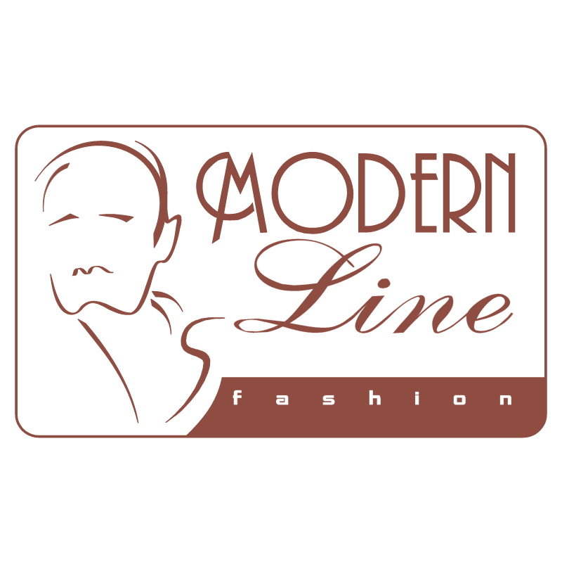 Modern Line vector