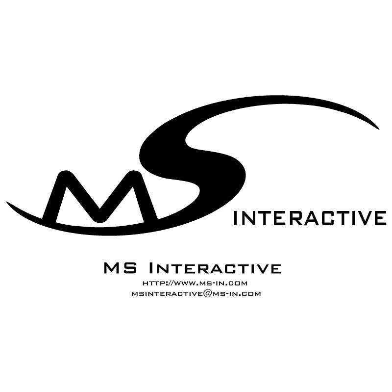 MS Interactive vector