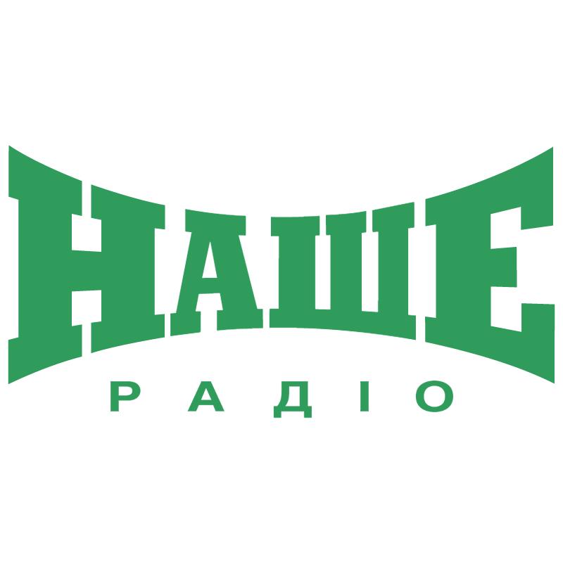 Nashe Radio vector logo