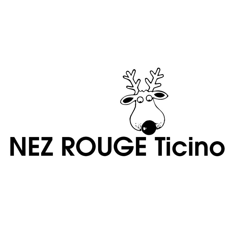 Nez Rouge Ticino vector