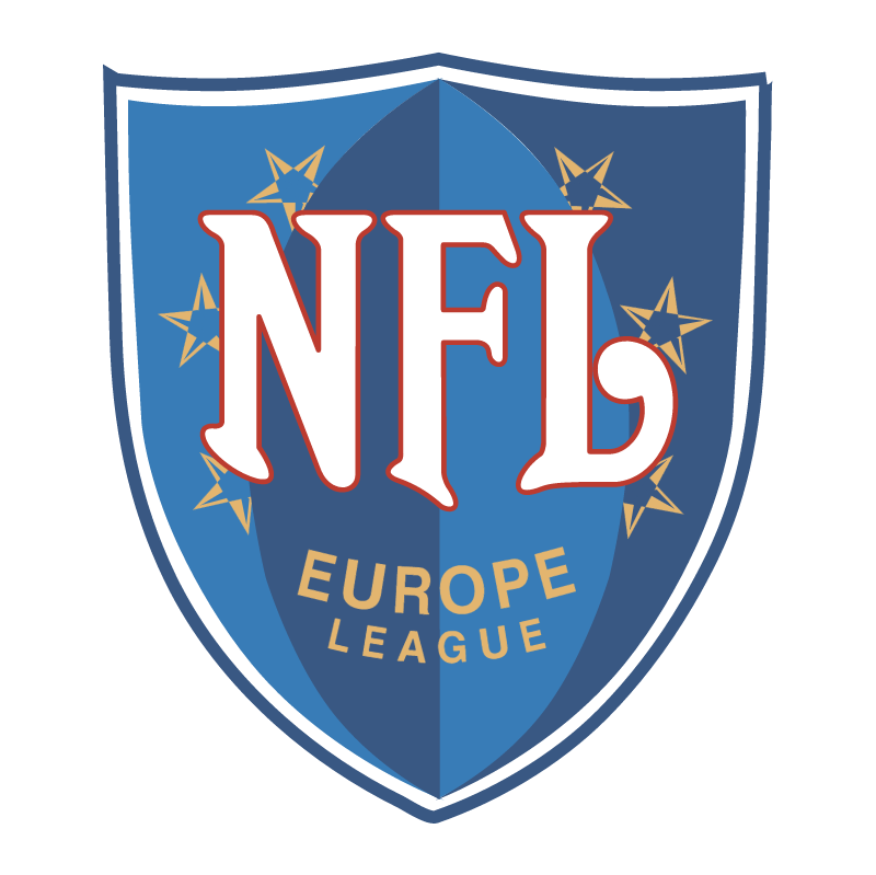 NFL Europe League vector