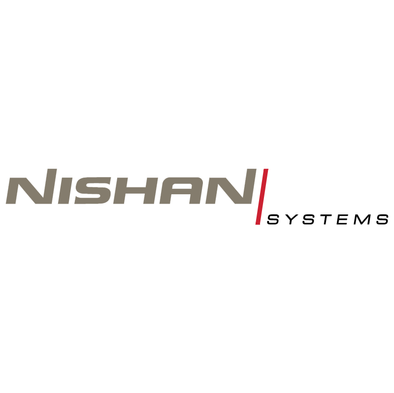 Nishan Systems vector logo