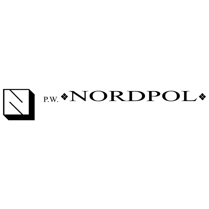 Nordpol vector logo