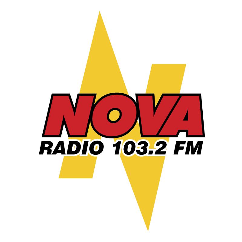 Nova Radio 103 2 FM vector