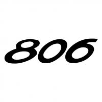 Peugeot 806 vector