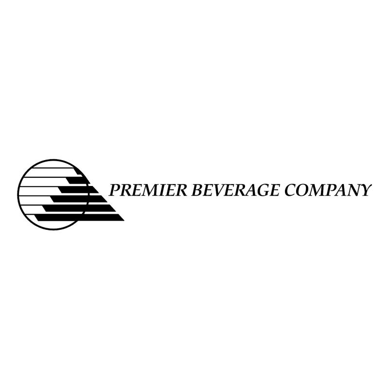 Premier Beverage Company vector