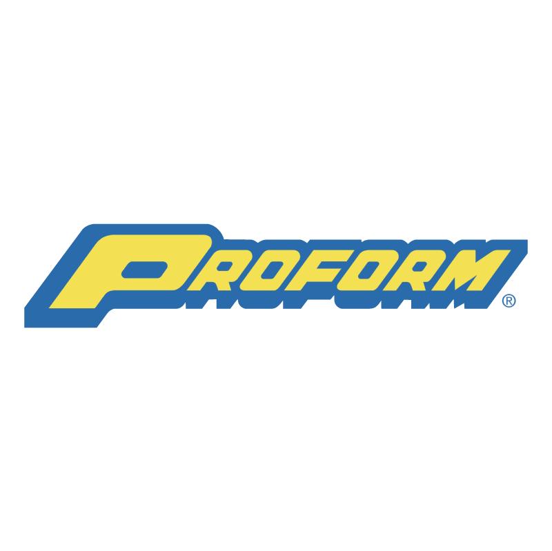Proform vector logo