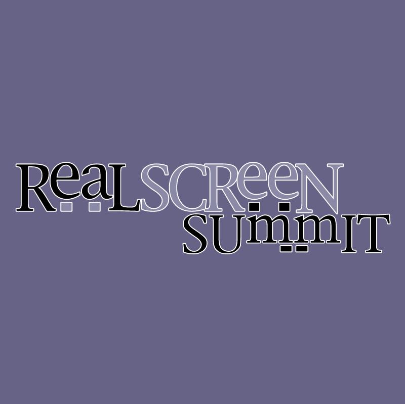 Realscreen Summit vector