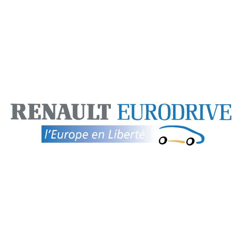 Renault Eurodrive vector logo