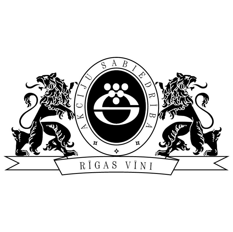 Rigas Vini vector