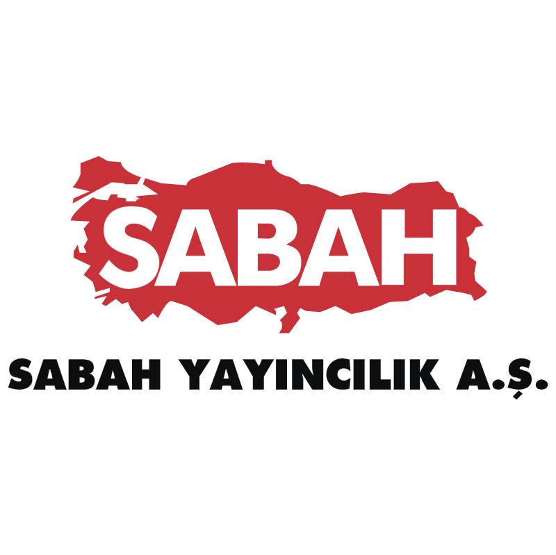 Sabah Yayincilik vector logo